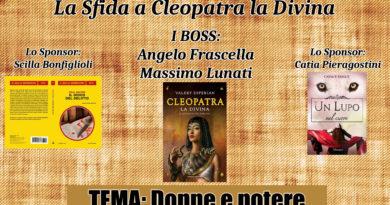 La Sfida a Cleopatra la divina