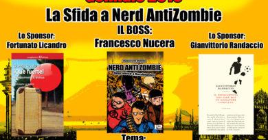La Sfida a Nerd Anti Zombie