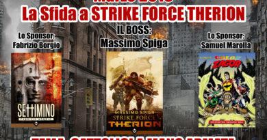 La Sfida a Strike Force Therion