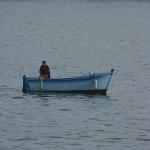 il generale in barca