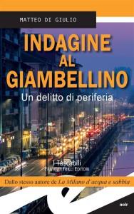 """Una curiosità: la fotografia della copertina di """"Indagine al Giambellino"""" è stata scattata dallo stesso Matteo Di Giulio"""