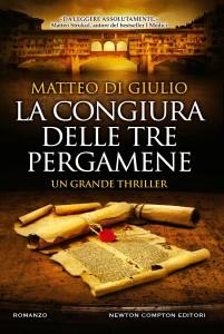 """""""La congiura delle tre pergamene"""" è il romanzo che ispirerà il tema de La Sfida a… di settembre"""