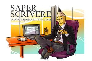 Diego Di Dio è il fondatore del portale Saper Scrivere.