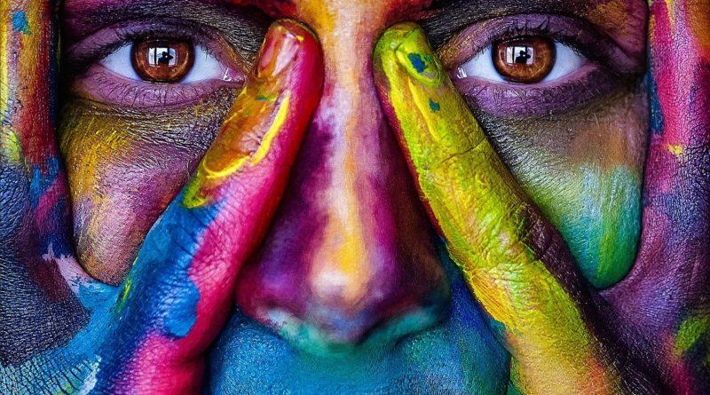 Colori diversi (Antologia Digitale)